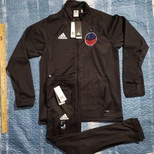 Adidad Tiro 17 Training Jacket + Condivo 18 Pants